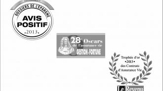 Nuances Plus et Nuances Privilège distingués en 2013