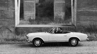 La Mercedes-Benz Pagode: une icône toujours sur la route