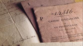 Et la première Caisse d'Epargne est née… il y a 200 ans!