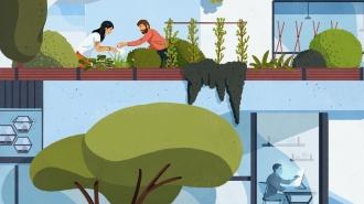 L'économie du partage va-t-elle sonner le glas de l'immobilier patrimonial?