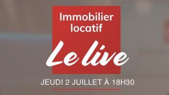 Le <em>live</em> de l'immobilier locatif